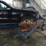 Mercedes Vector S+
