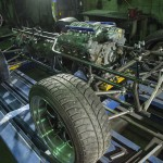 Кузовная платформа Vector